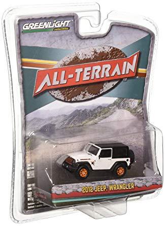 35020d1 - 2012 Jeep Wrangler -All-Terrain Series 2 - 1:64