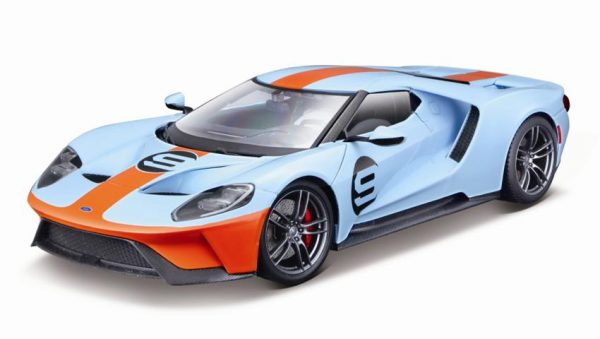 38134blor - 2017 Ford GT #9