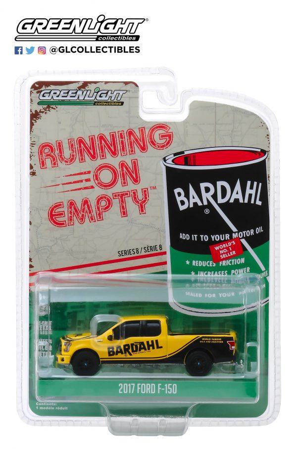 41080f1 - Bardahl - 2017 Ford F-150-Running on Empty Series 8
