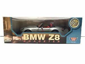 73106sil1 - BMW Z8 Roadster Silver