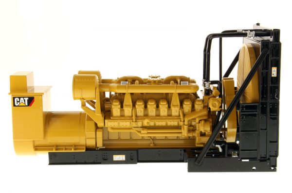 85100 1 - Caterpillar 3516B Package Generator Set - Core Classics Series