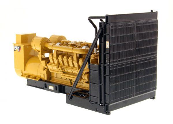 85100 2 - Caterpillar 3516B Package Generator Set - Core Classics Series