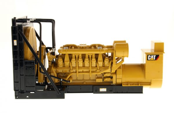 85100 3 - Caterpillar 3516B Package Generator Set - Core Classics Series
