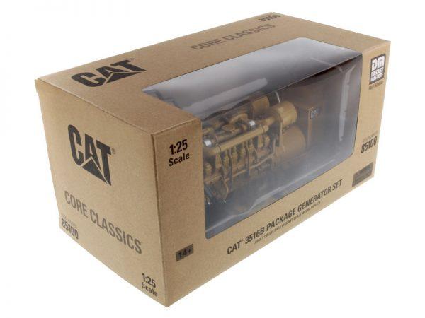 85100 5 - Caterpillar 3516B Package Generator Set - Core Classics Series