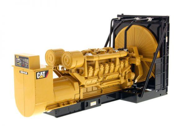 85100 - Caterpillar 3516B Package Generator Set - Core Classics Series