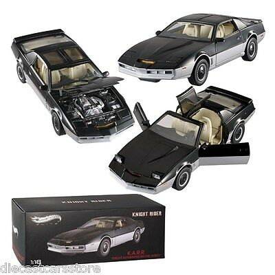 bct87a - K.A.R.R. -Knight Rider - Knight Automated Roving Robot