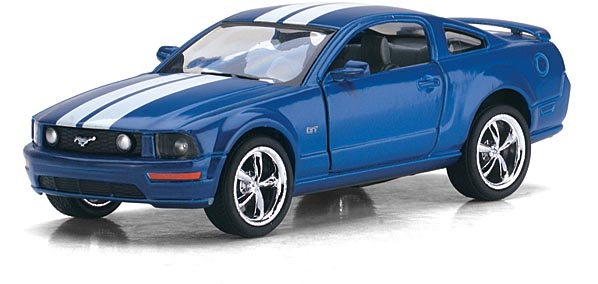 kt5091df 1 - 2006 Ford Mustang GT with Stripes