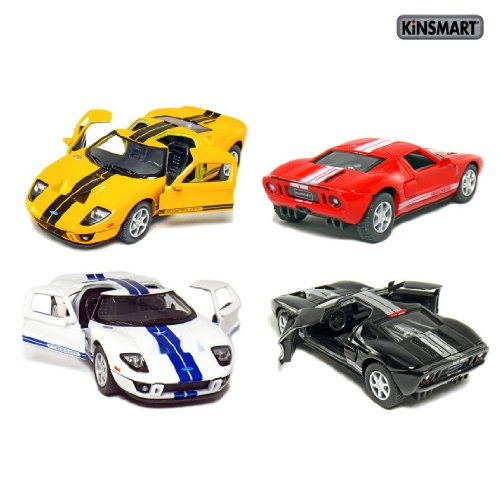kt5092d3 - 2006 Ford GT with Stripes