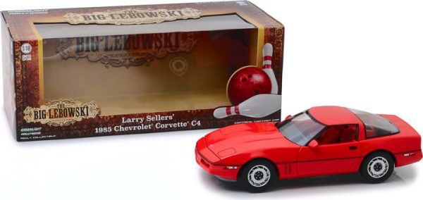 13533 1 - The Big Lebowski (1998) - Little Larry Sellers' 1985 Chevrolet Corvette C4