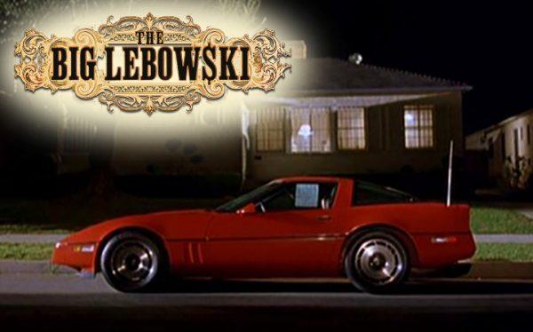 13533 - The Big Lebowski (1998) - Little Larry Sellers' 1985 Chevrolet Corvette C4