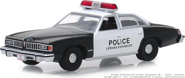 42880b - Hot Pursuit Series 31 - 1977 Pontiac LeMans - LeMans Enforcer Police