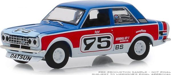 47040d - 1973 Datsun 510 - #95 Paul Newman