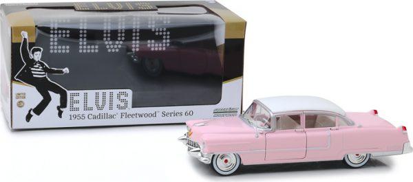 "84092 1 - 1955 Cadillac Fleetwood Series 60 ""Pink Cadillac"" - Elvis Presley (1935-77)"