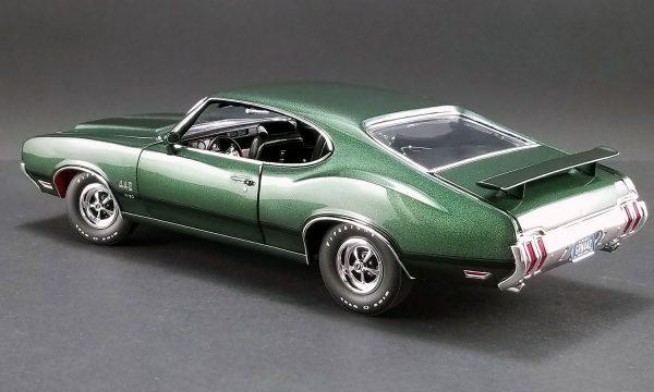 a1805612a - 1970 Oldsmobile 442 W-30 - Sherwood Green