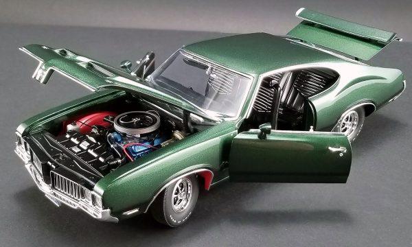a1805612b - 1970 Oldsmobile 442 W-30 - Sherwood Green