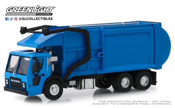 45070c - 2019 Mack LR Front Load Refuse Truck