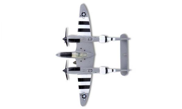 76365 product 03 - Lockheed Martin P-38 Lightning Airplane - 1:60 scale