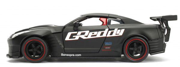 98646 1 - 2009 Nissan GT-R (R35) Ben Sopra - JDM Tuners by Jada Toys