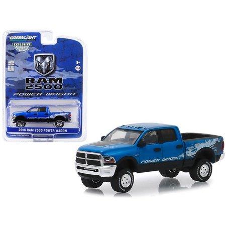 29983 - 2016 DODGE RAM 2500 Power Wagon in Blue Streak Pearlcoat