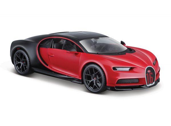 31524 red - Bugatti Chiron Sport - Black/Red