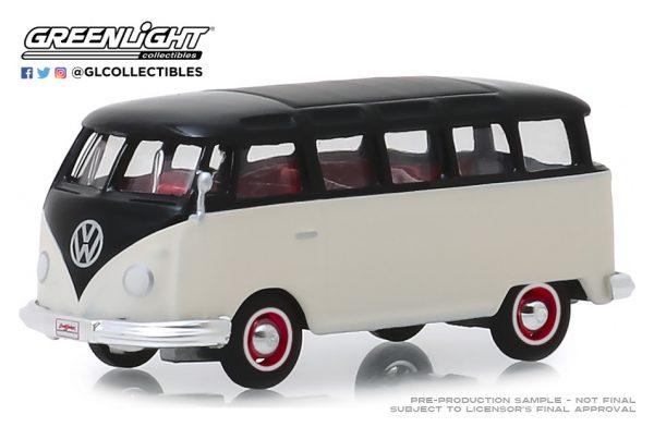 37180b - 1965 Volkswagen Type II 21-Window Deluxe Bus (Lot #1315)