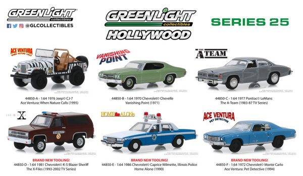44850set - 1977 Pontiac LeMans - The A-Team (TV Series, 1983-87)