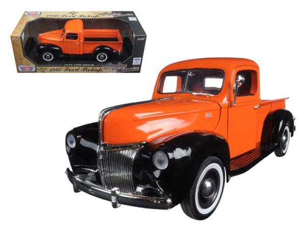 73170or - 1940 Ford Pick up Truck - Orange