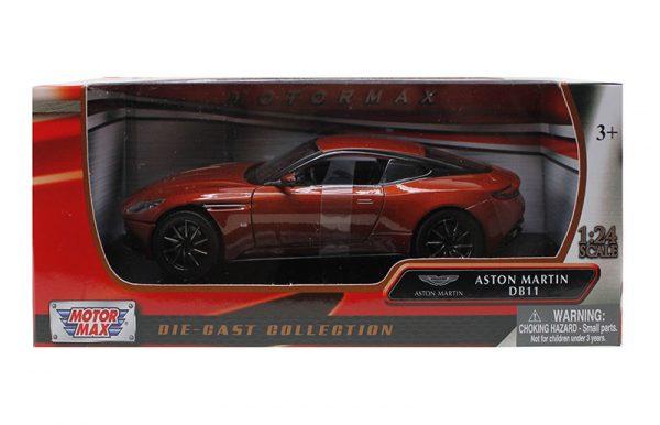 79345 orange - Aston Martin DB11 - Orange