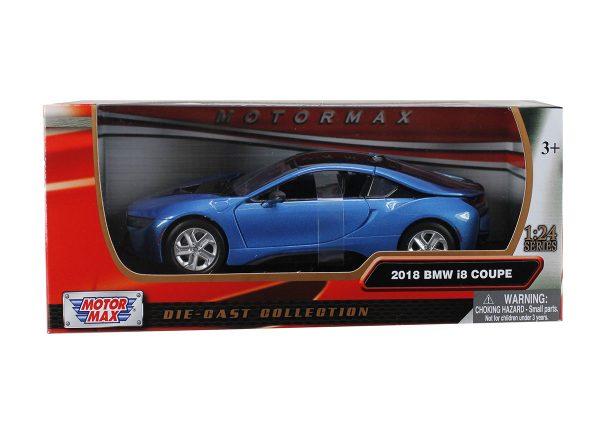 79359 blue - 2018 BMW i8 Coupe - blue
