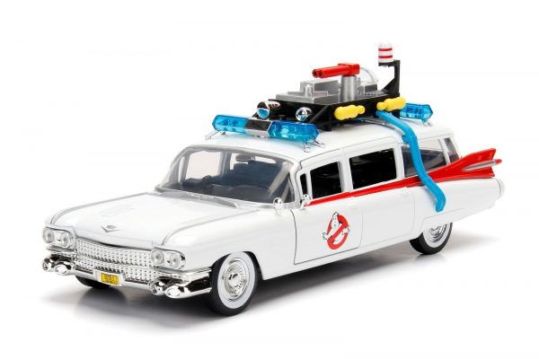 99731 1.24 ghostbusters ecto 1 1 - GHOSTBUSTERS ECTO-1 - HOLLYWOOD RIDES