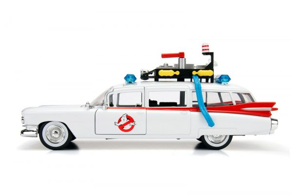 99731 1.24 ghostbusters ecto 1 2 - GHOSTBUSTERS ECTO-1 - HOLLYWOOD RIDES