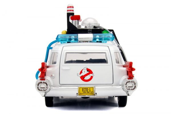 99731 1.24 ghostbusters ecto 1 4 - GHOSTBUSTERS ECTO-1 - HOLLYWOOD RIDES