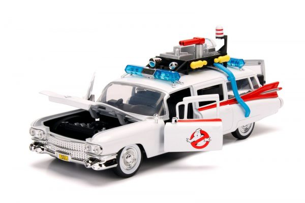 99731 1.24 ghostbusters ecto 1 5 - GHOSTBUSTERS ECTO-1 - HOLLYWOOD RIDES