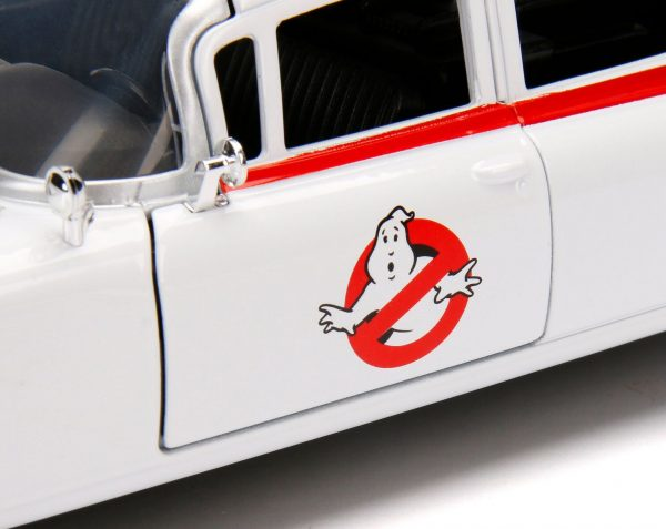 99731 1.24 ghostbusters ecto 1 6 - GHOSTBUSTERS ECTO-1 - HOLLYWOOD RIDES