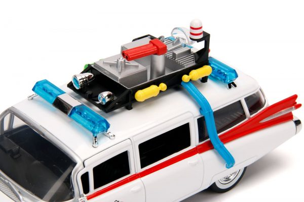 99731 1.24 ghostbusters ecto 1 7 - GHOSTBUSTERS ECTO-1 - HOLLYWOOD RIDES
