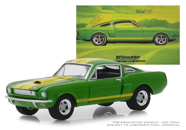 """30060 - 1966 FORD Shelby GT350 - """"When You're Ready to Get Serious"""""""