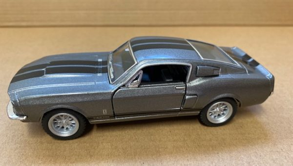 """kt5372d1 - 1967 Ford Shelby GT500 - 5"""" long -pull back action"""