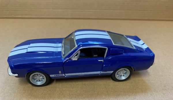 """kt5372d3 - 1967 Ford Shelby GT500 - 5"""" long -pull back action"""