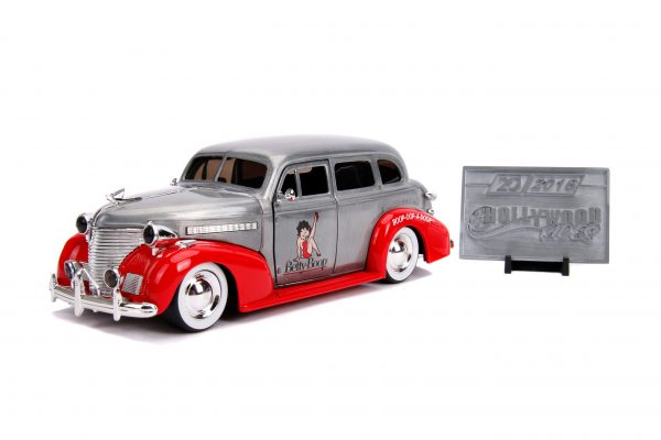 31091 1.24 jada 20th hollywood rides 1939 chevy master deluxe 1 scaled - 1939 CHEVY MASTER DELUXE – HOLLYWOOD RIDES