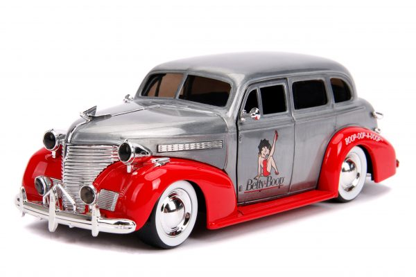 31091 1.24 jada 20th hollywood rides 1939 chevy master deluxe 2 scaled - 1939 CHEVY MASTER DELUXE – HOLLYWOOD RIDES