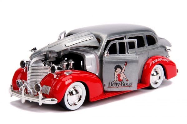 31091 1.24 jada 20th hollywood rides 1939 chevy master deluxe 4 - 1939 CHEVY MASTER DELUXE – HOLLYWOOD RIDES
