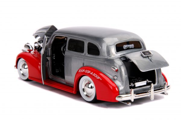 31091 1.24 jada 20th hollywood rides 1939 chevy master deluxe 5 scaled - 1939 CHEVY MASTER DELUXE – HOLLYWOOD RIDES
