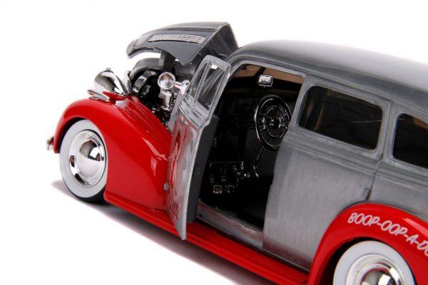 31091 1.24 jada 20th hollywood rides 1939 chevy master deluxe 6 - 1939 CHEVY MASTER DELUXE – HOLLYWOOD RIDES