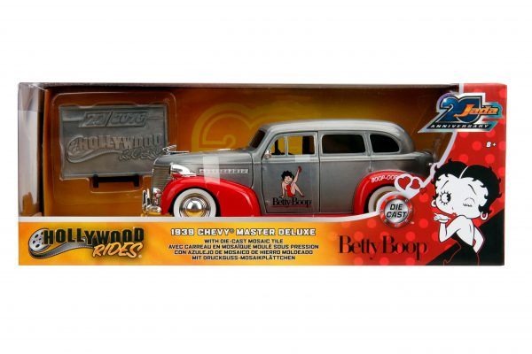 31091 1.24 jada 20th hollywood rides 1939 chevy master deluxe 8 scaled - 1939 CHEVY MASTER DELUXE – HOLLYWOOD RIDES