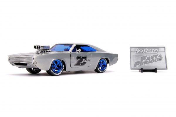31092 1.24 jada 20th fast furious 1970 dodge charger 1 scaled - 1970 DODGE CHARGER R/T – FAST & FURIOUS