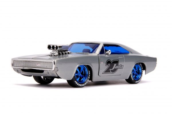 31092 1.24 jada 20th fast furious 1970 dodge charger 2 scaled - 1970 DODGE CHARGER R/T – FAST & FURIOUS