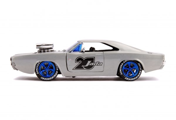 31092 1.24 jada 20th fast furious 1970 dodge charger 3 scaled - 1970 DODGE CHARGER R/T – FAST & FURIOUS