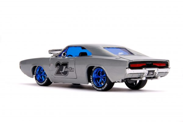 31092 1.24 jada 20th fast furious 1970 dodge charger 4 scaled - 1970 DODGE CHARGER R/T – FAST & FURIOUS