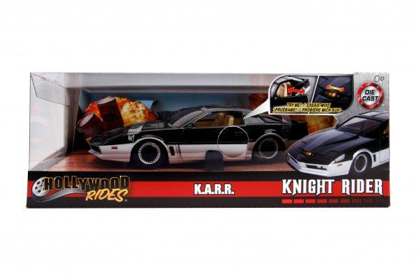31115 1.24 hwr knight rider k.a.r.r. 7 scaled - KNIGHT RIDER K.A.R.R.- 1:24 HOLLYWOOD RIDES