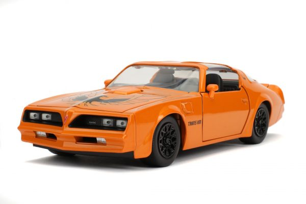 31601 1.24 btm 1977 pontiac firebird metallic orange 1 - 1977 PONTIAC FIREBIRD – METALLIC ORANGE